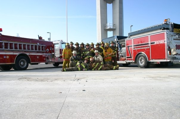Fire Department at the Towers